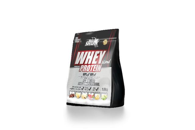 Imagem de Blend Whey Protein - Refil Com 1,8 Kg - Creme De Maracuja