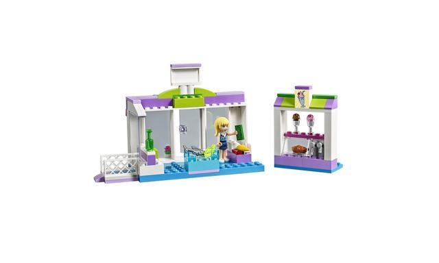 Imagem de Blocos de Montar - Supermercado Heartlake City - Lego Friends M. BRINQ