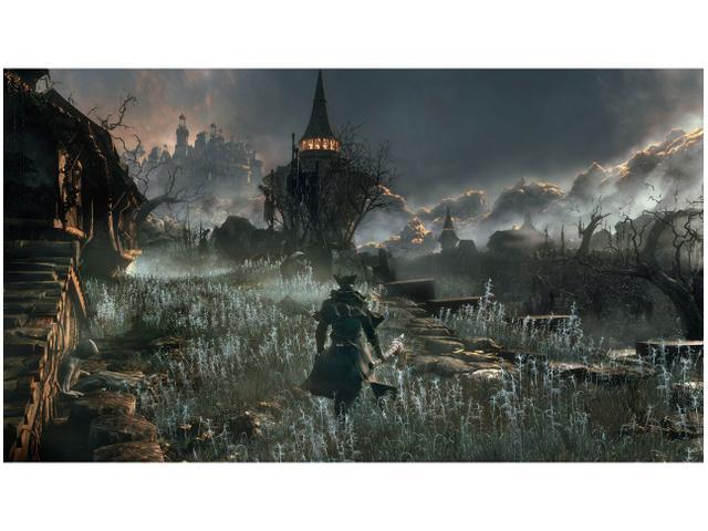 Imagem de Bloodborne para PS4