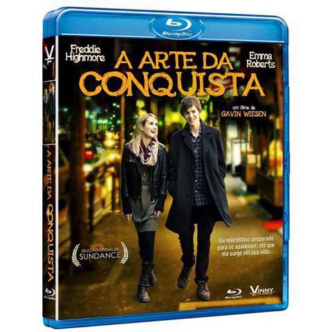 Imagem de Blu-Ray - A Arte da Conquista