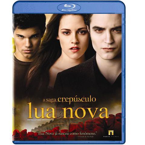 Imagem de Blu-Ray - A Saga Crepúsculo - Lua Nova
