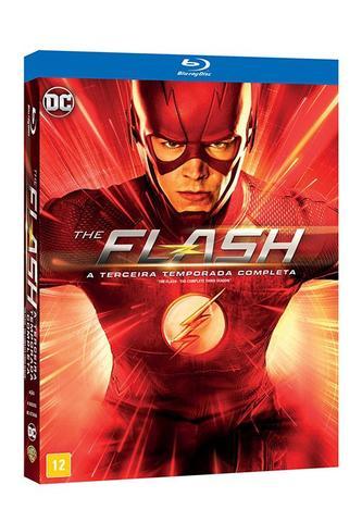 Imagem de Blu-Ray Box - The Flash - 3ª Temporada