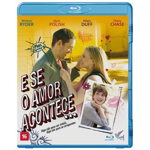 Imagem de Blu-Ray - E Se o Amor Acontece