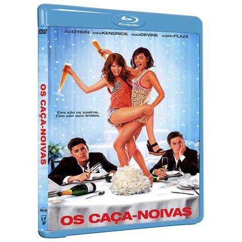 Imagem de Blu-Ray - Os Caça-Noivas
