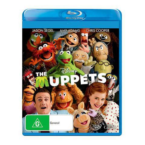 Imagem de Blu-Ray - Os Muppets
