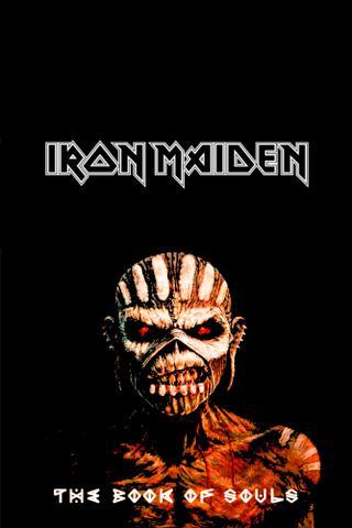 Imagem de Blusa Moletom Canguru Full Print Preto - Iron Maiden The Book of Souls