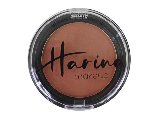 Imagem de Blush Iluminador Facial Maquiagem Cintilante Cor 3