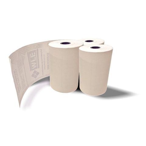 Imagem de Bobina 80 X 40 Térmica - Impressão de Recibos, NFC-e ou Cupom Fiscal - Caixa com 30 unidades