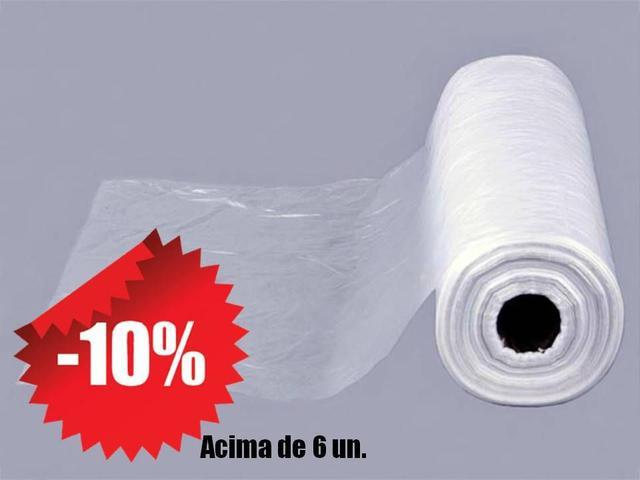 Imagem de Bobina sacos plásticos 25x35 Rende Mais