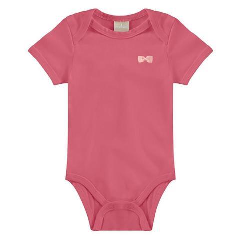 Imagem de Body Bebê Milon Cotton Liso Feminino