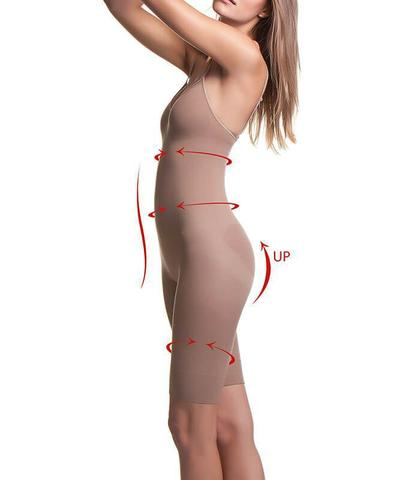 Imagem de Body Redutor Trifil W06932 Com Pernas