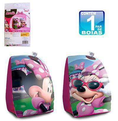 Imagem de Boia de Braço Minnie Inflável Infantil Disney