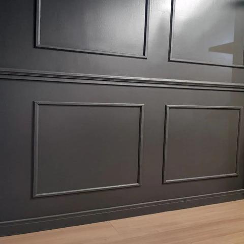 Imagem de Boiseries em Eva 2,5cm x 1cm - 44 Metros RM610