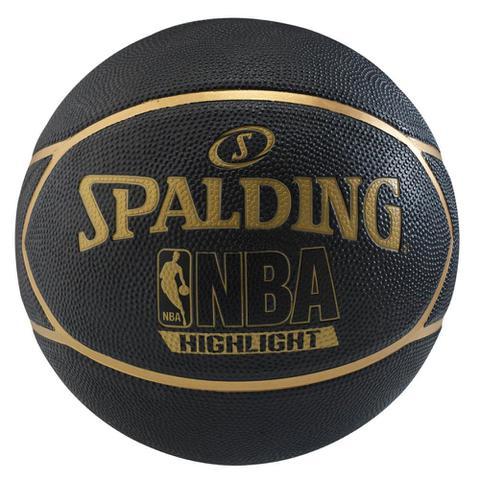 Imagem de Bola Basquete Spalding Highlight Gold
