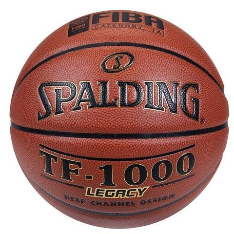 Bola Basquete TF1000 Legacy 74450Z Spalding - Bola de Basquete ... 2c5745c8a580f