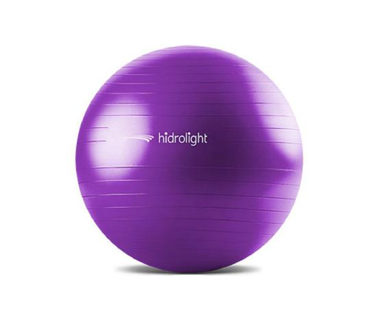 Imagem de Bola de Exercícios 65cm Hidrolight Pilates anti-estouro