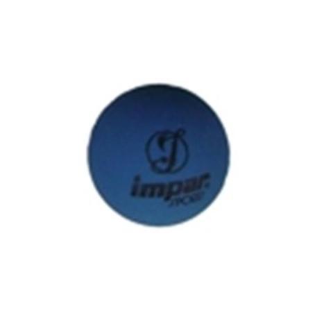 Imagem de Bola De Frescobol Impar Sports - Kit 6 Bolas Azul