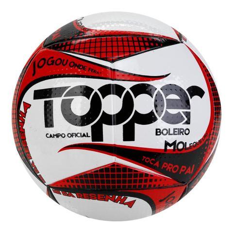 Imagem de Bola de Futebol Campo Topper Boleiro 2019 Tecnofusion