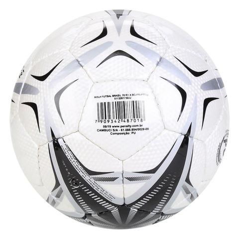 Imagem de Bola de Futsal Penalty Brasil 70 R1 X