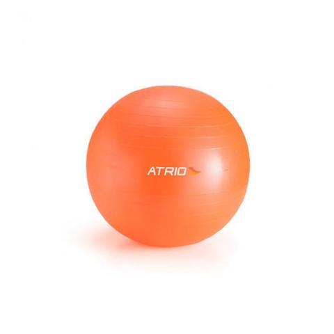 Imagem de Bola de Ginástica 55cm de Diâmetro Material Laranja Atrio ES118