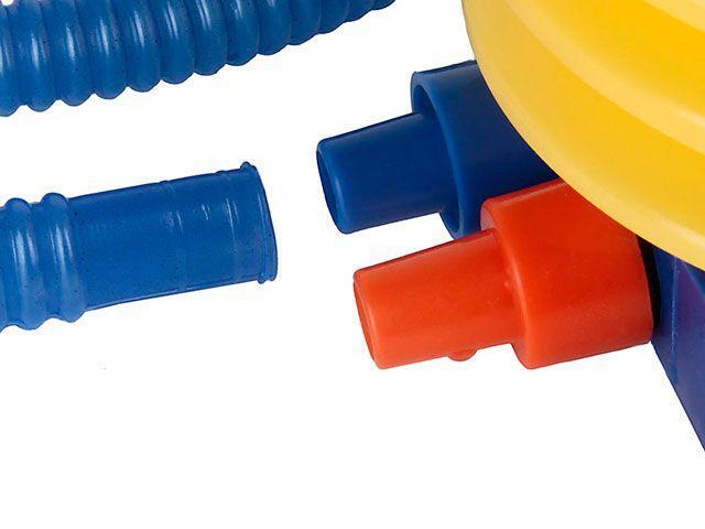 Imagem de Bola de Ginástica e Pilates 55cm Anti Estouro
