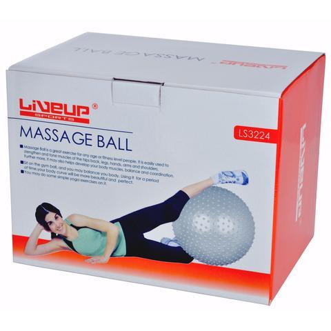 Imagem de Bola de Massagem para Pilates 65 CM - LIVEUP LS3224