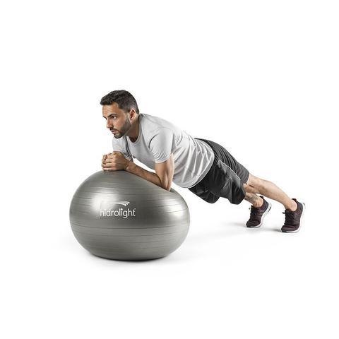 Imagem de Bola de Pilates e Exercícios Gym Ball 75 cm