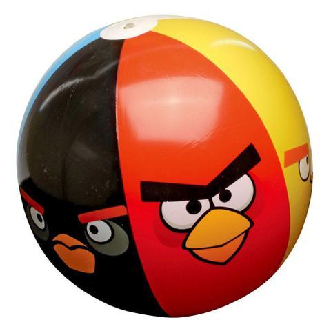Imagem de Bola de Praia Angry Birds - DTC