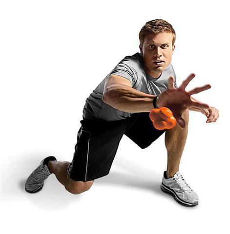 Imagem de Bola Fisioterapêutica para Treinamento de Tempo e Reação Hidrolight
