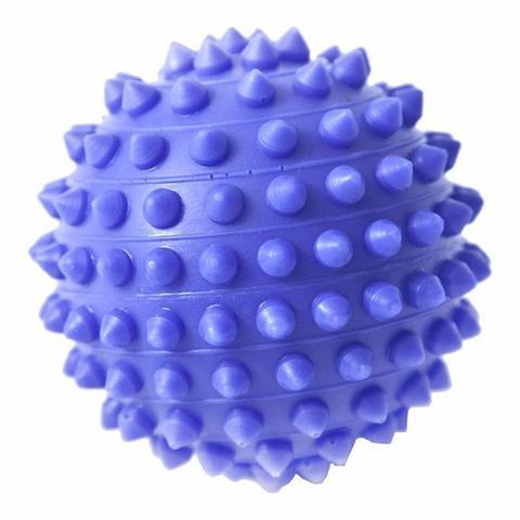 Imagem de Bola fisioterápica em esfera Supermedy - Kit c/ 3 unidades