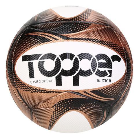 Imagem de Bola Futebol Campo Slick II Topper Exclusiva