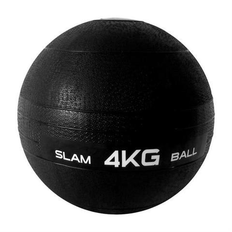 Imagem de Bola Medicinal Slam Ball Liveup Sports LS3004-4 4kg Preta