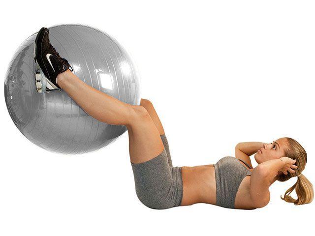 Imagem de Bola para Pilates e Yoga 75cm Acte Sports