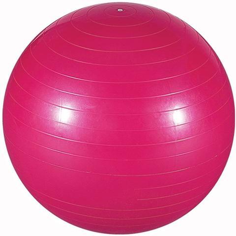 Imagem de Bola para Pilates exercícios 65cm suporta até 150kg GT351-PK - Lorben
