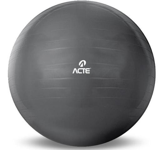Imagem de Bola Pilates Ginástica C/ Bomba, Gym Ball 55cm - Acte Sports