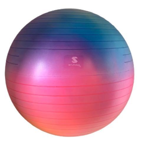 Imagem de Bola pilates (suíça) 55cm - premium tie dye