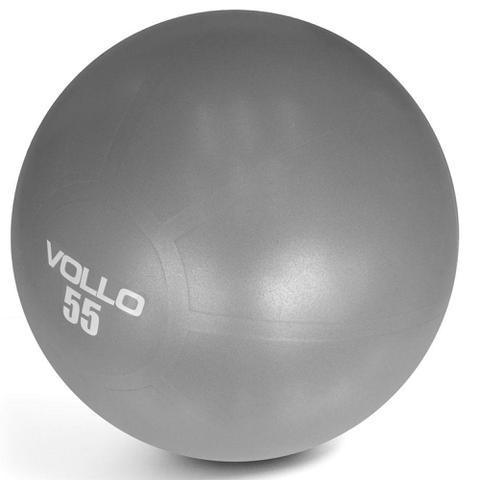 Imagem de Bola Suíça De Ginástica Pilates 55cm Vollo - Acompanha Bomba VP1034
