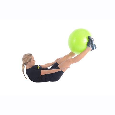 Imagem de Bola Suíça Ginástica Pilates Yoga C/ Bomba - Pro Action 55cm