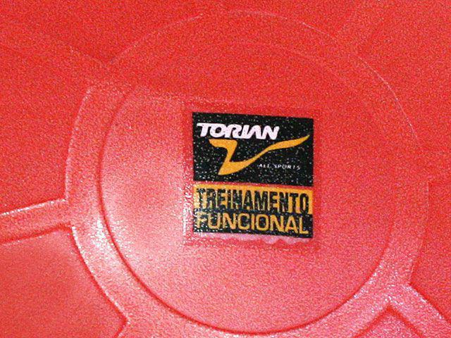 Imagem de Bola Suiça para Ginástica 55cm Torian BG 55 AB