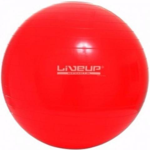 Imagem de Bola Suica para Pilates 45cm Vermelha - Liveup