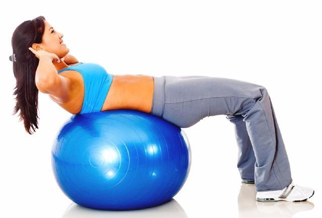 Imagem de Bola Suica Para Pilates 65cm Liveup Antiestouro Yoga Fitness