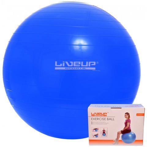 Imagem de Bola Suíça Para Pilates antiestouro 65Cm - Liveup