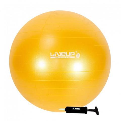 Imagem de Bola suiça pilates  premium - 75cm - amarela