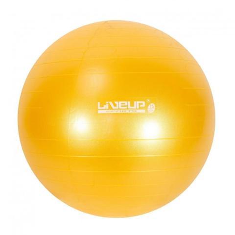 Imagem de Bola Suiça Premium 75 cm Amarela - Liveup