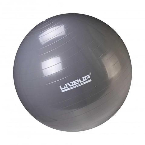 Imagem de Bola Suiça Premium 85 cm Cinza - Liveup