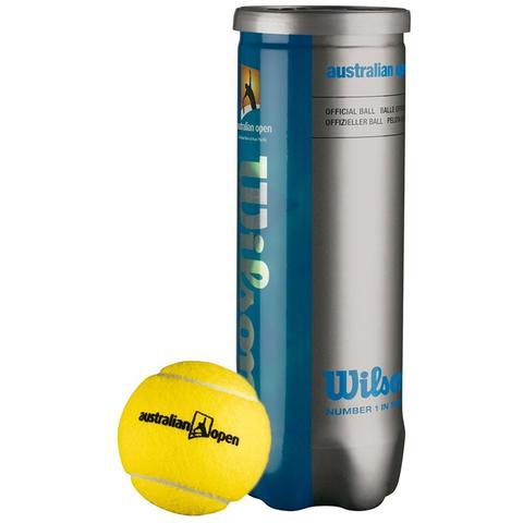 Imagem de Bola Tenis Wilson Australian Open - Pack 09 Bolas - 03 Tubos