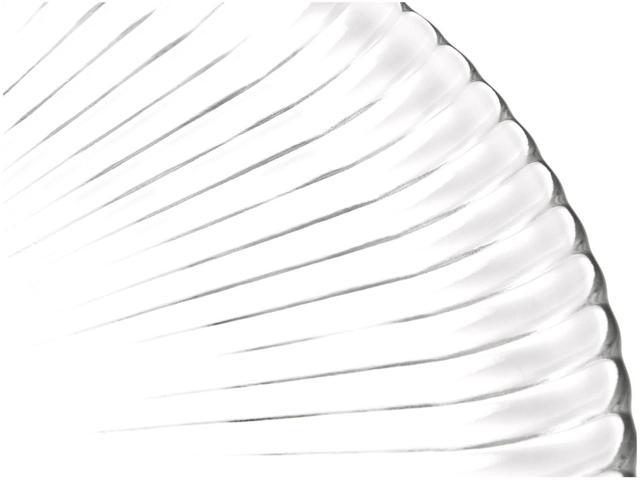 Imagem de Boleira de Vidro Redonda com Tampa de Plástico