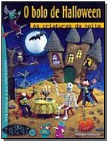 Imagem de Bolo de halloween