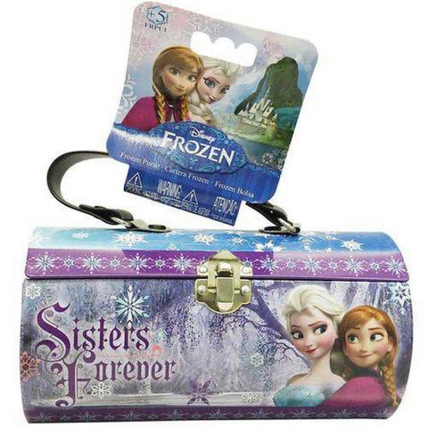 Imagem de Bolsa De Metal - Disney Frozen - Intek