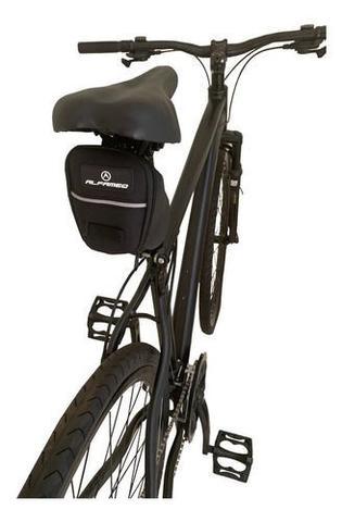 Imagem de Bolsa De Selim Alfameq Para Bicicleta
